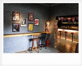 Bar en Hopa Home Hostel